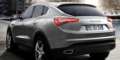 Maserati Levante SUV to debut at 2016 Detroit auto show - report