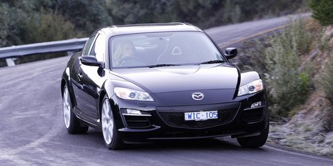 Mazda RX-8: rotary sports car spinning into history