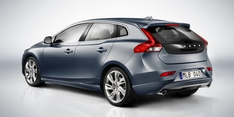 Volvo V40: new hatch will be oldest model by 2015