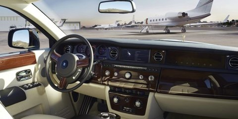 Rolls-Royce Ghost Six Senses, Phantom Series II EWB revealed