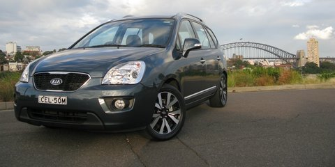 Kia Rondo Review
