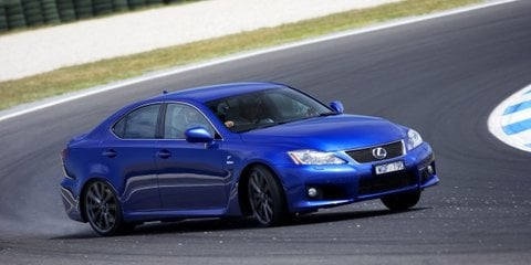 """Lexus IS F: next-gen """"more direct"""" with """"higher performance"""", says chief engineer"""