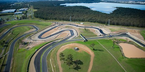 Eastern Creek Raceway becomes Sydney Motorsport Park