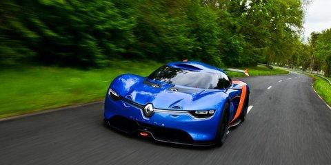 Renault buys Caterham's stake in Alpine sports car partnership