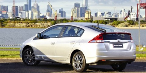 Honda planning dedicated hybrid model to take on Prius, Ioniq, Niro - report