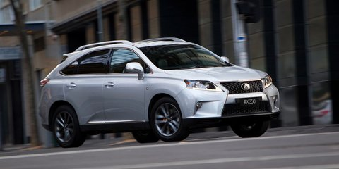 Lexus RX350 & RX450h Review