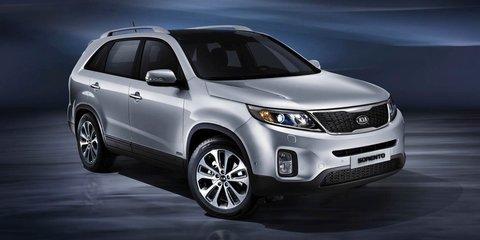 Kia Sorento: mid-life facelift for large SUV