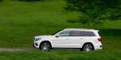 Mercedes-Benz GL63 AMG: full-size SUV goes hardcore