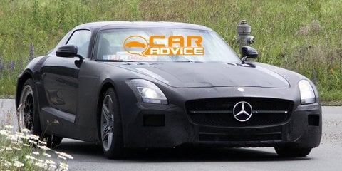 Mercedes-Benz SLC AMG: first taste of Porsche 911 rival