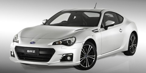 Subaru BRZ to be sold on internet only