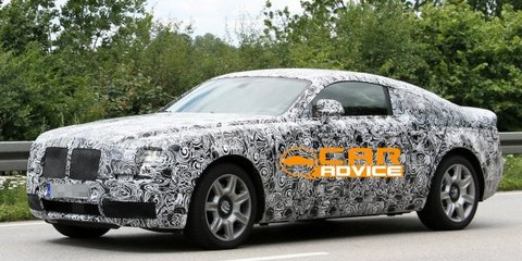 Rolls-Royce Ghost Coupe: two-door may revive Corniche name