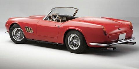 1962 Ferrari 250 GT SWB California Spyder - 2