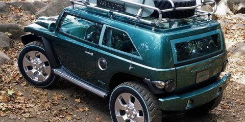 2015 mini Jeep will be 'trail-rated'