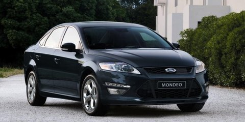 Ford Mondeo unlikely for Australia before 2014