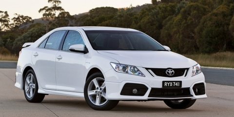 Toyota Camry, Camry Hybrid, Aurion recalled in Australia
