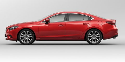 2013 Mazda6: official pictures and details