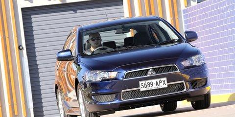 2013 Mitsubishi Lancer update