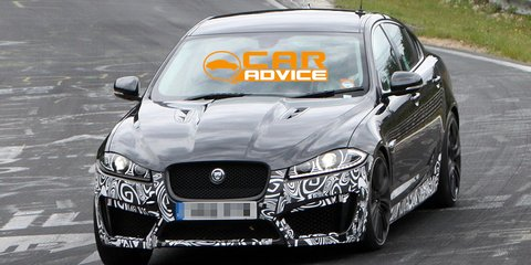Jaguar XFR-S: sneak peek at British M5 rival