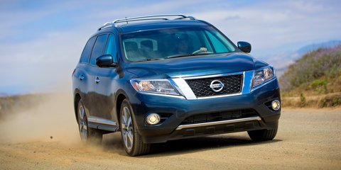 2013 Nissan Pathfinder: full details of new Territory rival
