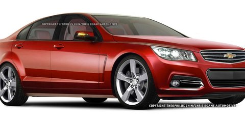 2013 Holden Commodore and Chevrolet SS: first look