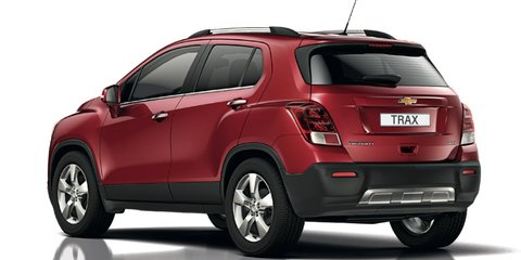 Holden Trax SUV previewed with new engine details