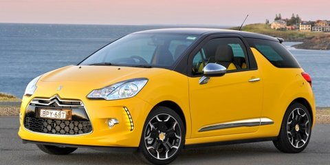 Citroen DS3 to drop top at Paris: report