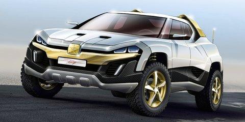 Dartz Nagel Dakkar SUV: exclusive Russian-built all-terrain monster