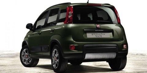 Fiat Panda 4x4: new mini-SUV target for Australia