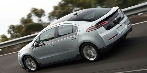 Holden Volt to make public debut at NSW electric car festival