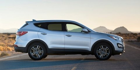 Hyundai Santa Fe: Australian prices and specifications