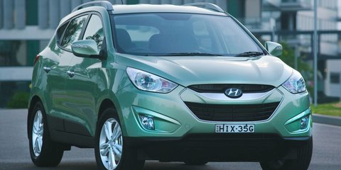 Hyundai ix35 SUV: expanded and updated range released