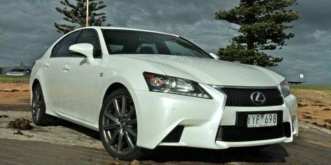 Lexus GS250 Review