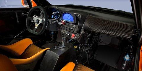 Lexus IS F impresses at Pikes Peak