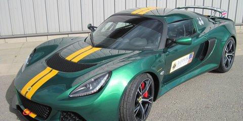 Lotus Exige V6 Cup - 1