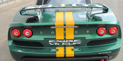 Lotus Exige V6 Cup - 4