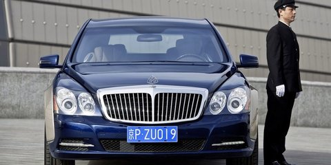 Maybach removed from price lists as 2013 death nears