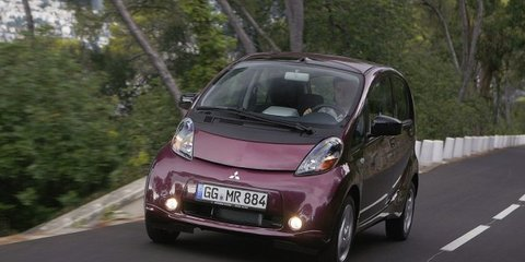 Mitsubishi pauses production of Citroen C-Zero, Peugeot iOn EVs