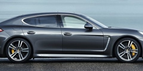 Porsche Panamera: shooting brake concept expected at Paris
