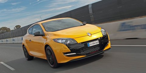 Renault Megane RS265 launches in Australia