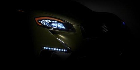 Suzuki S-Cross crossover concept revealed