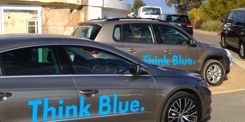 Volkswagen Think Blue Eco Driving Challenge