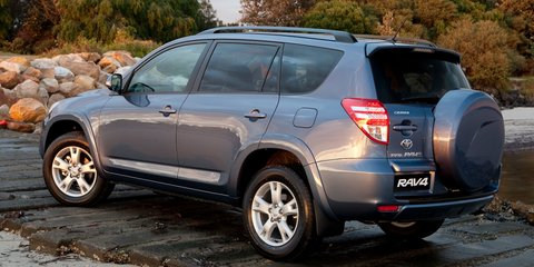 Toyota RAV4 concern: 66,000 Australian vehicles linked to US recall