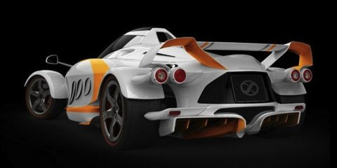Tramontana XTR: wild two-seater goes one better