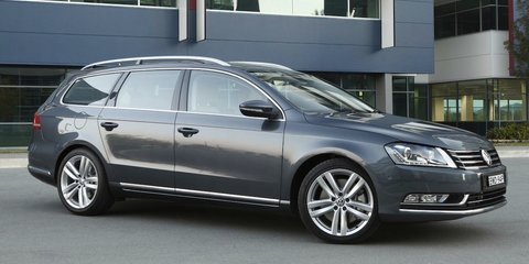 Volkswagen Passat scores more features for 2013 update