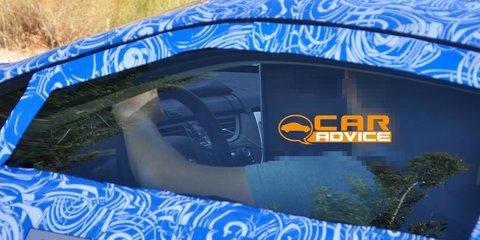 BMW i8: plug-in hybrid sports car spied hot-weather testing