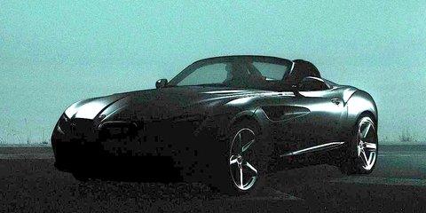 BMW Zagato roadster concept headed for Pebble Beach