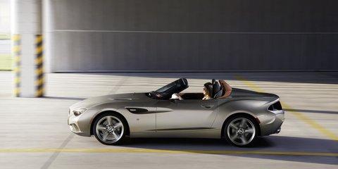 BMW Zagato Roadster debuts at Pebble Beach