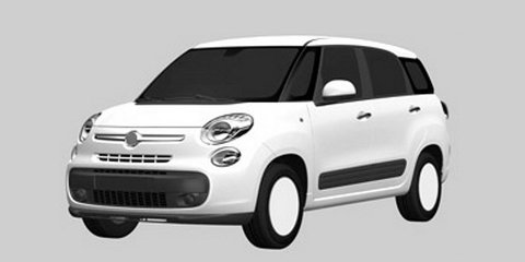 Fiat 500XL: seven seats for extra-large Bambino