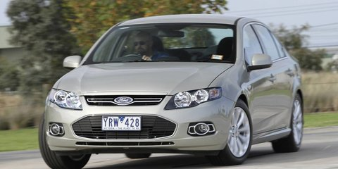 Ford Australia: president not hinting at end of local production