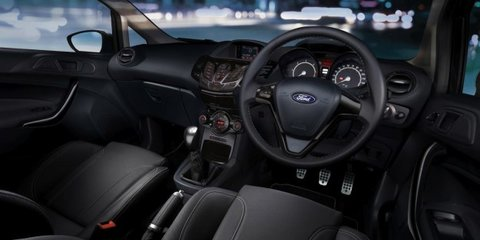 Ford Fiesta Metal: hotter limited edition hatch here in September